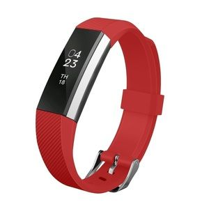 Accessories - For Fitbit Alta/Hr Red Replacement Band